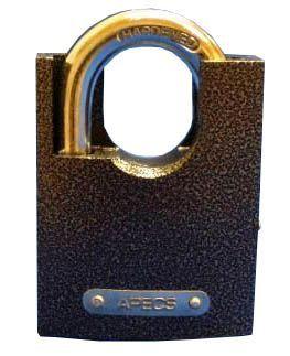 Замок навесной Апекс PD-44-60 (ВС-44-60)-Blister чугун,закал дуж,авт,3англ кл